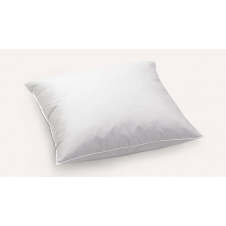 Organic linen pillow 65x65 in 100% natural latex