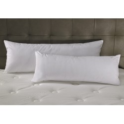 Flat bolster made of 100% natural latex Bio Coton