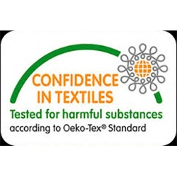 Label oeko tex oreillers en latex naturel