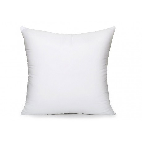 Organic Cotton 60x60 natural latex pillow, 8, 10, 12 or 14 cm thick.
