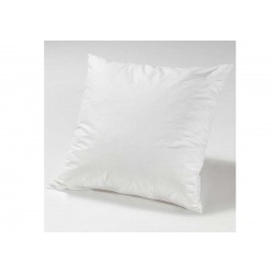 Organic Cotton 65x65 natural latex pillow, 8, 10, 12 or 14 cm thick