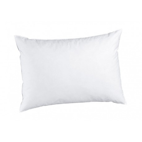 50x30 organic linen pillow in 100% natural latex